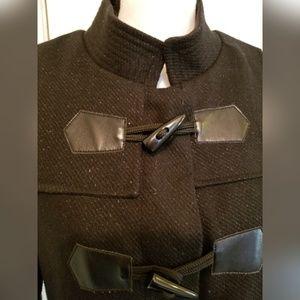 princess vera wang Jackets & Coats - Princess Vera Wang Military Jacket Half Sleeves